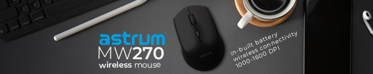 Astrum MW270 Wireless Mouse