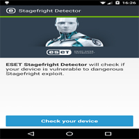 ESET Announces Stagefright Detector App for Android