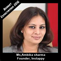 Post Budget Expectations From Ambika Sharma, Founder, Instappy