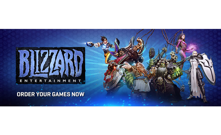 E Xpress Sings Distribution Agreement With Gaming Developer Blizzard