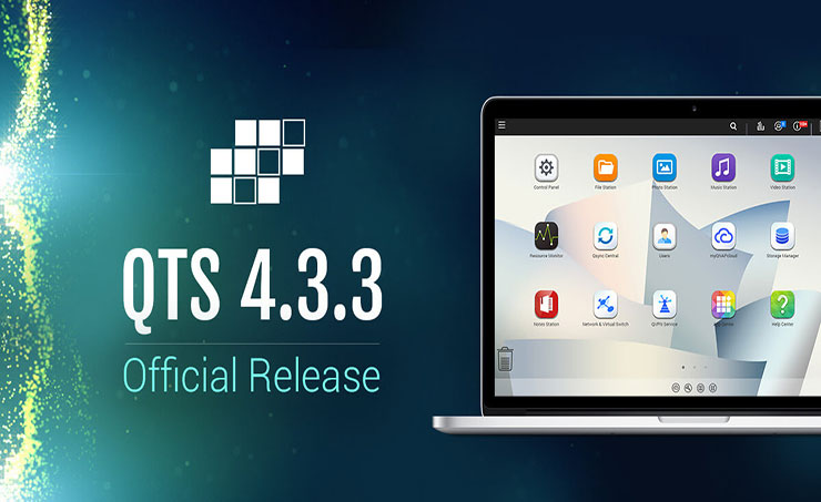 QNAP Launches QTS 4 3 3 NAS Operating System