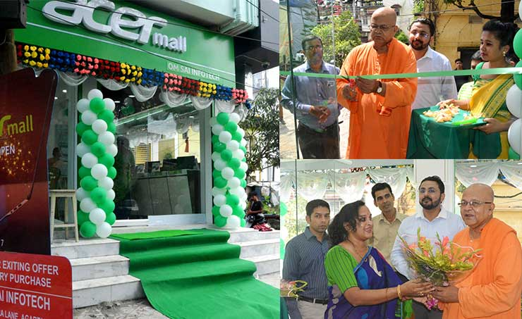 ACER Inaugurates its First Exclusive Store in Agartala, Tripura