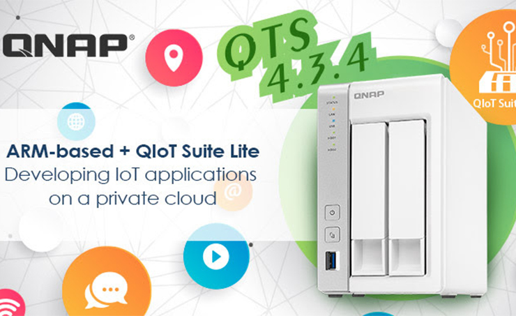 Deploy IoT Applications on Affordable ARM-based QNAP NAS