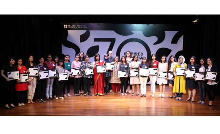 British council awards 100 women masters scholarships to thank 100 indian women have been awarded british council 70th anniversary scholarships to mark the organisations 70th anniversary in india altavistaventures Choice Image