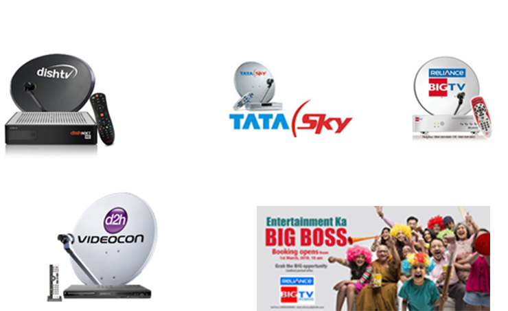 Top 5 DTH Players in India Making HD Entertainment Economical