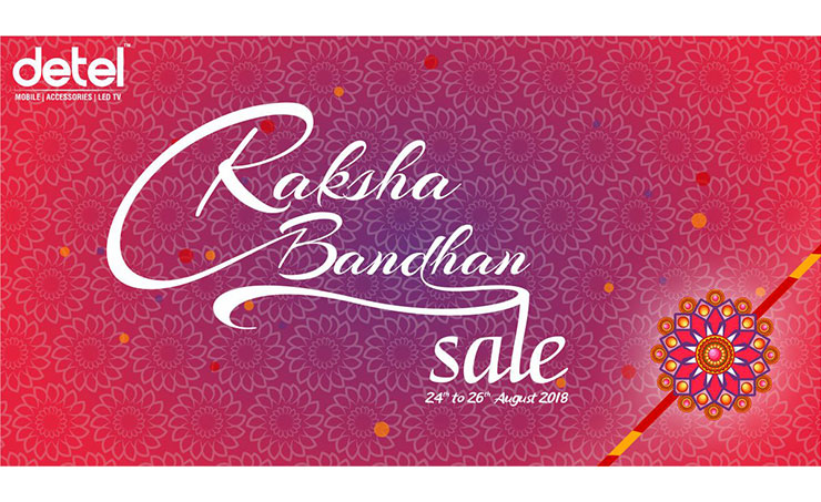 Celebrate This Raksha Bandhan with Detel's Exciting Combo Offers