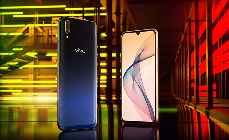 ff9da50f80c Vivo India Introduces The Amazing V11 Pro Smartphone with In-Display  Fingerprint Technology