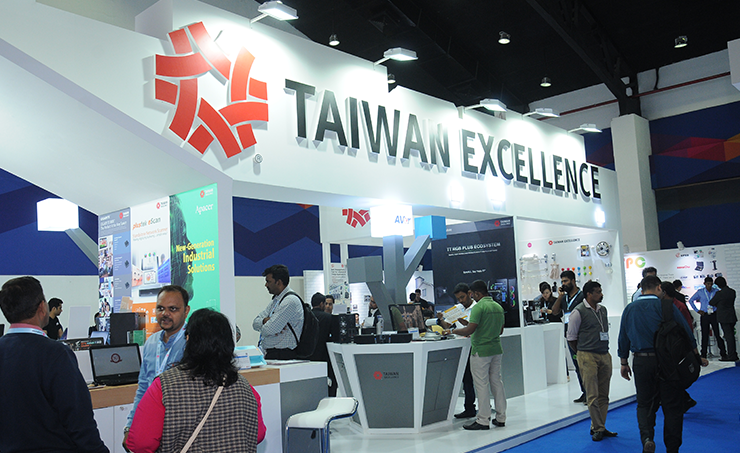 Taiwan Excellence Showcases Smart Technologies For India S Smart