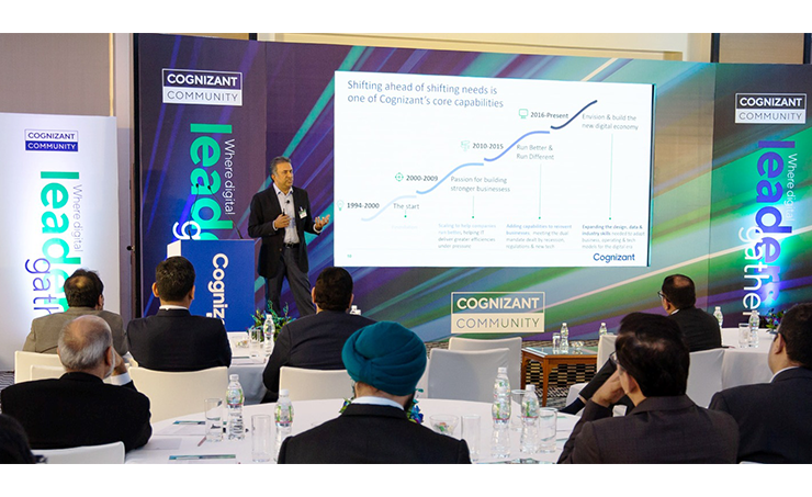 Cognizant Successfully Concludes its Annual Thought