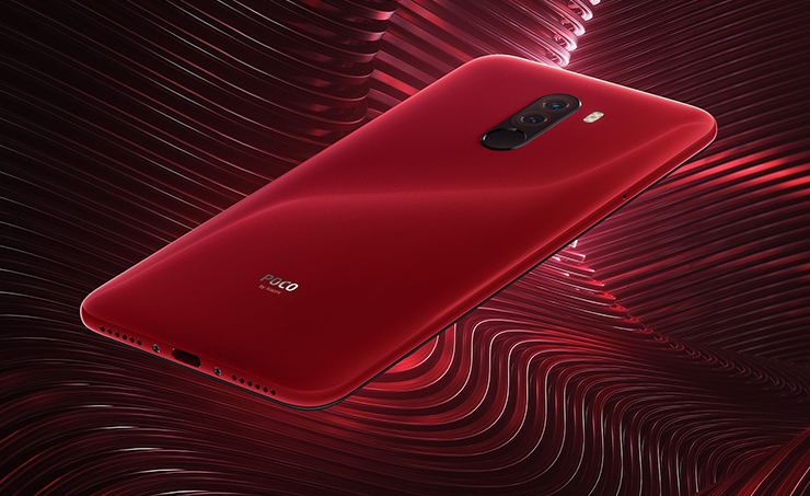 POCO F1 is Set to Debut at Offline Stores as a Mark of
