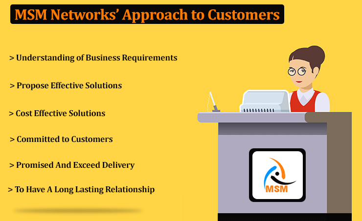 MSM Networks Committed to Offer Best Enterprise Solutions