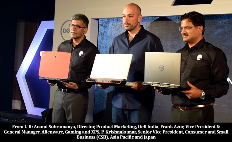 Dell & Alienware Boosts Their Gaming Portfolio with The Launch of
