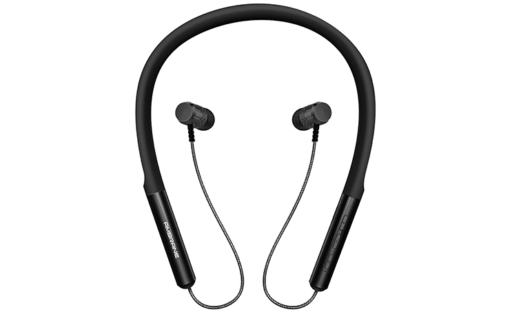 95116660728 Ambrane India extends its audio category by introducing Wireless Earphones  'ANB-11' (Neko), which redefines the trends of comfort & style in an  earphone.