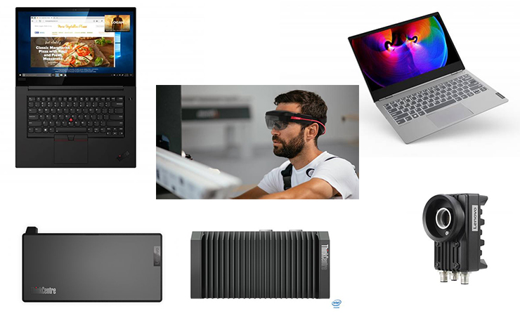 Lenovo Unveils New Intelligent Devices and Solutions for
