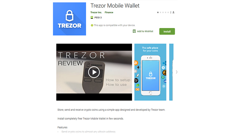 ESET Discovers New Fake Cryptocurrency Apps on Google Play