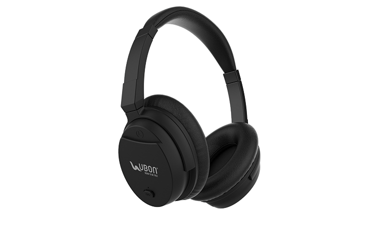 285f26ed3a5 UBON has expanded it's headphone series. The company unveiled India's first  active noise cancellation headphones HP-800 at Rs. 7990 today.