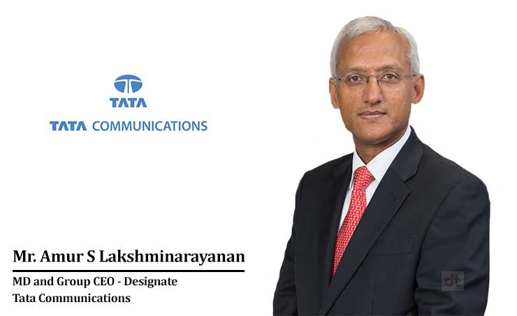 International digital platform, Tata Communications announced the launch of 'Secure Connected Digital Experience' (SCDx)
