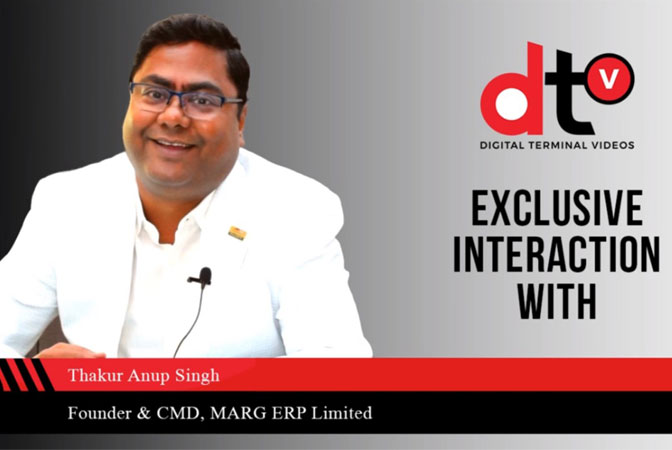DTV Exclusive Interaction with Thakur Anup Si