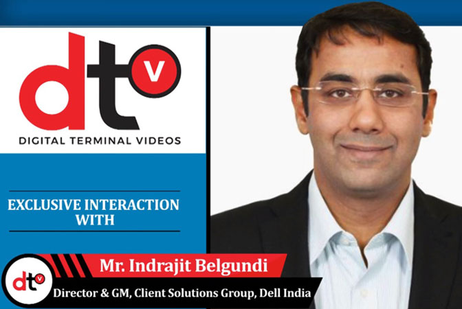Exclusive Interaction with Indrajit Belgundi,