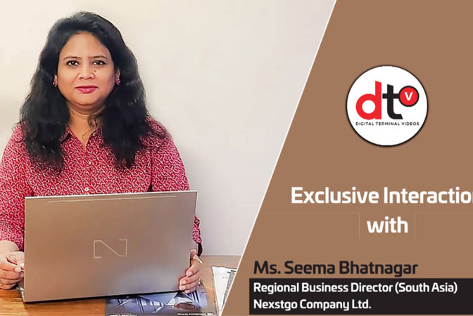 Exclusive Interview With Ms. Seema Bhatnagar,