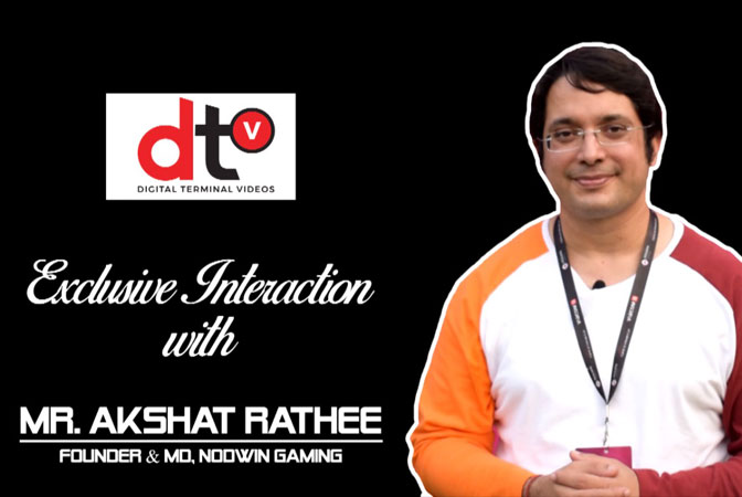 Exclusive Interaction with Akshat Rathee, Fou