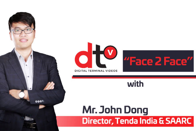 Exclusive Interaction with John Dong, Directo