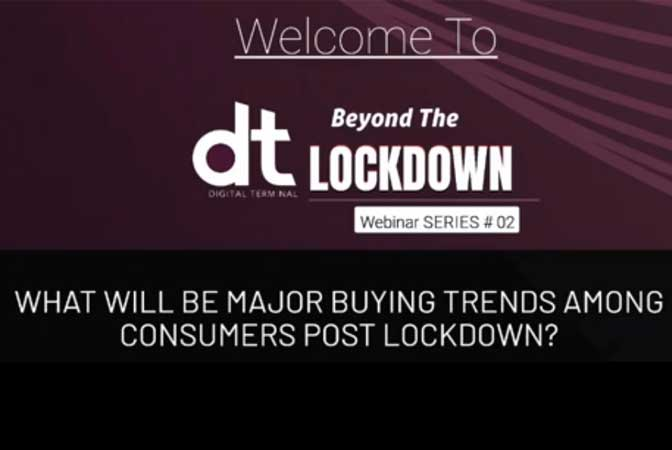 DT Webinar On Major Buying trends Among Consu